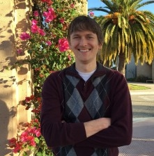 UCSB Materials Assistant Professor Stephen Wilson.